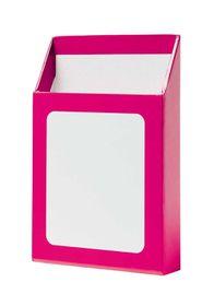 Quartet Magnetic Board Accessory Holder - Pink