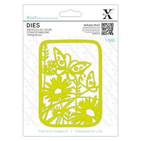 Xcut Dies - Wildflower Butterfly