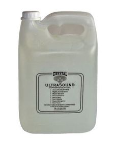 Natural Balance Ultrasound Gel Bottle Clear - 5litres
