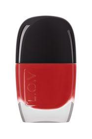 L.O.V Lovinity Long Lasting Nail Lacquer 150 - Red
