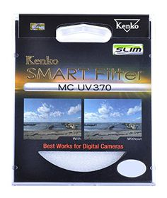Kenko 62mm Smart UV Multi-Coated Filter