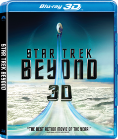 Star Trek: Beyond (3D Blu-ray)