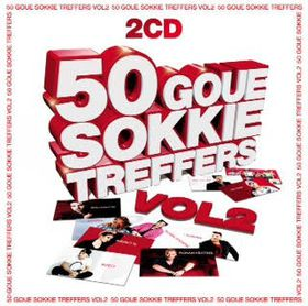 Various - 50 Goue Sokkie Treffers Vol.2 (CD)