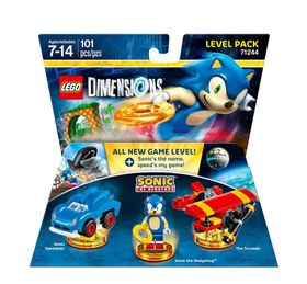 Lego Dimensions Level Sonic The Hedgehog