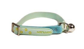 Cat's Life - Non Toxic PVC Little Polka dot - Small - Turquoise