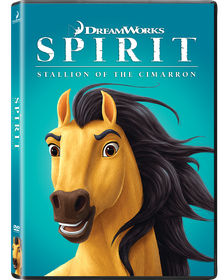 Spirit: Stallion of the Cimarron (2002)(DVD)