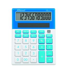 Rexel Joy Series Calculator - Blue