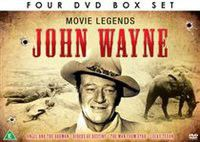 Movie Legends: John Wayne (DVD)