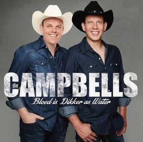 Die Campbells - Bloed Is Dikker As Water (CD)