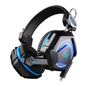 Led Stereo Gaming Headset With Mic