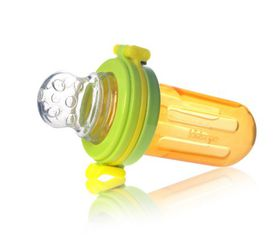 Kidsme - Food Squeezer - Lime - Orange