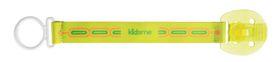 Kidsme - Pacifier Clip Lime
