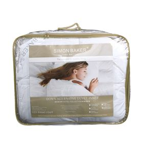 Simon Baker - Down Alternative Premium Gold Duvet Inner - Three Quarter