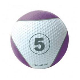 Reebok Studio 5kg Medicine Ball - Purple