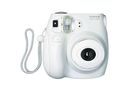 Fujifilm Instax Mini 8 Camera Value Bundle - White