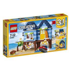 LEGO® Creator Beachside Vacation: 31063