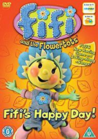 Fifi & The Flowertots - Happy Day - (Import DVD)