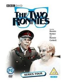 Two Ronnies-Series 4 - (parallel import)