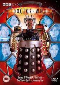 Dr Who Series 4 Volume 4 (Tennant) - (Import DVD)