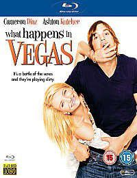 What Happens In Vegas (Blu-ray)