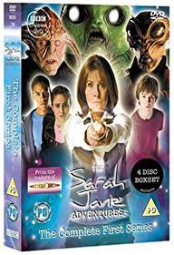The Sarah Jane Adventures: The Complete First Series (DVD)