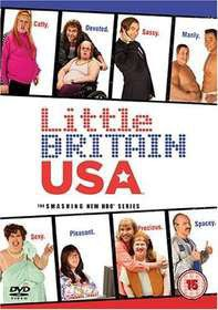 Little Britain USA - (Import DVD)