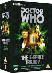 Doctor Who: The E-Space Trilogy (DVD)