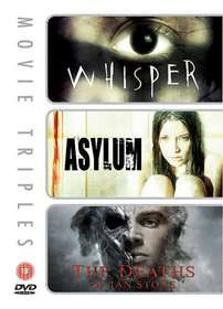 Whisper/Asylum/The Deaths of Ian Stone (DVD)