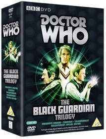 Doctor Who: The Black Guardian Trilogy - (Import DVD)