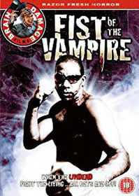 Fist Of The Vampire (DVD)