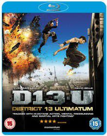 District 13 Ultimatum (Blu-ray)