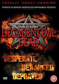 Decadent Evil Dead? (DVD)
