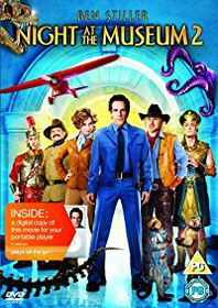 Night at the Museum 2 (DVD)
