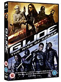 G.I. Joe The Rise Of Cobra (DVD)