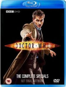 Doctor Who - The Complete Specials - (Import Blu-ray Disc)
