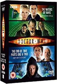 Doctor Who - Winter Specials 2009 - Waters of Mars and The (DVD)