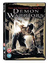 Demon Warriors (DVD)