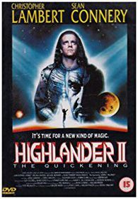 Highlander 2 (DVD)