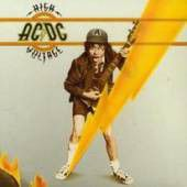 Ac / Dc - High Voltage (CD)