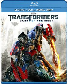Transformers:Dark of the Moon - (Region A Import Blu-ray Disc)