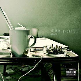 Kabomo - All Things Grey (CD)