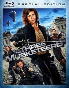 Three Musketeers - (Region A Import Blu-ray Disc)