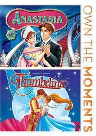 Anastasia/Thumbelina - (Region 1 Import DVD)