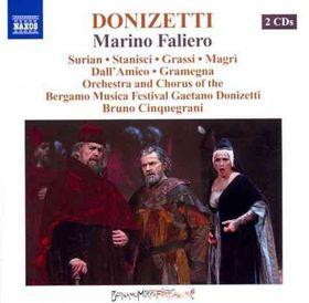 Donizettisurian / Stanisci / Magri - Marino Faliero (CD)