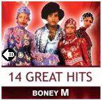 Boney M - 14 Great Hits (CD)