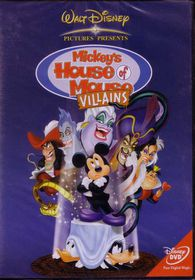 Mickey's House of Villains - (DVD)