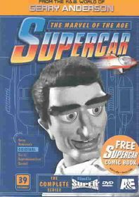 Supercar - Complete Series - (Region 1 Import DVD)