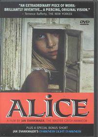 Alice (Region 1 Import DVD)