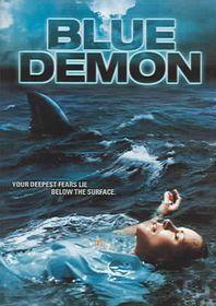 Blue Demon - (Region 1 Import DVD)