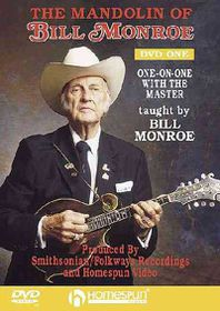 Mandolin of Bill Monroe - (Region 1 Import DVD)